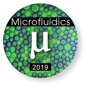 Website Microfluidics 2019 conference